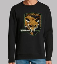 stemma vintage fox hound