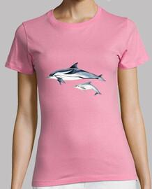 stenella (stenella coeruleoalba) t-shirt