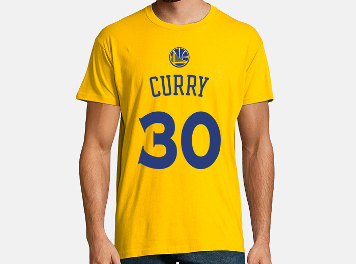 quality design 597ac 92ff6 Stephen Curry 30 (Golden State Warriors) T-shirt - 1064818 | Tostadora.co.uk