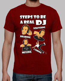 Steps to be a real DJ