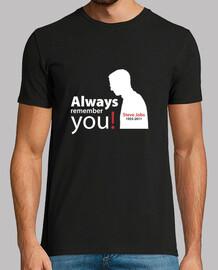 Steve Jobs - Allways Remember You!
