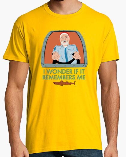 Camiseta Steve zissou (the life aquatic) (ENG)