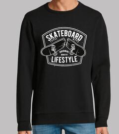 stile di vita da skateboard
