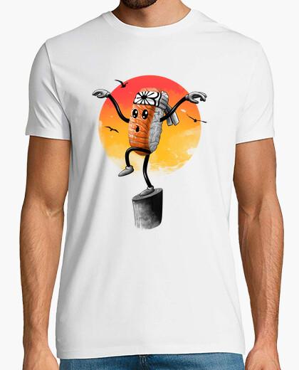 T-shirt stile sushi