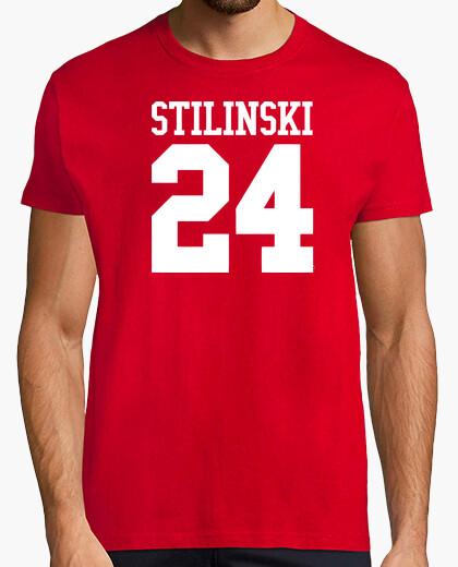 Camiseta Stiles Stilinski Numero