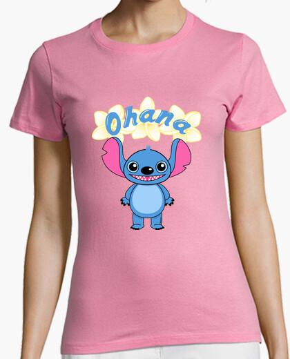 Camiseta Stitch kawaii