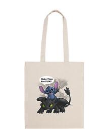 Stitch y Desdentao