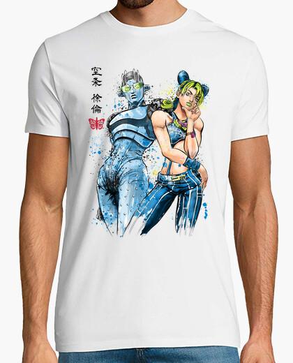 Camiseta Stone Free Watercolor