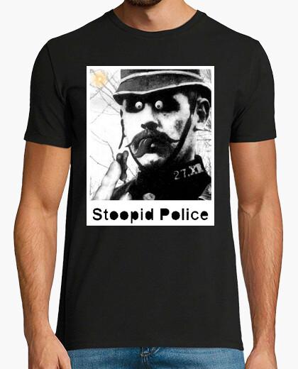 Camiseta Stoopid Police