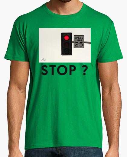 Camiseta Stop ?