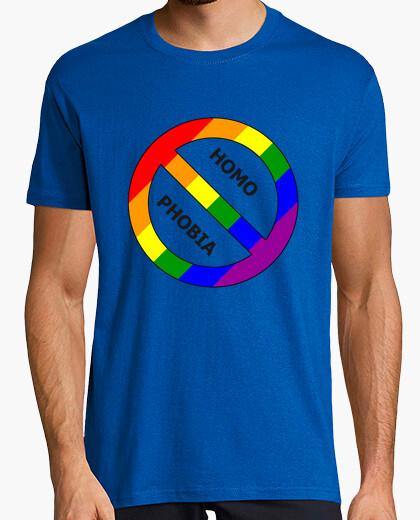 Camiseta Stop Homofobia