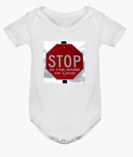 Ropa infantil Stop in the name of love