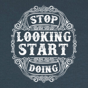 Stop Looking T-shirts