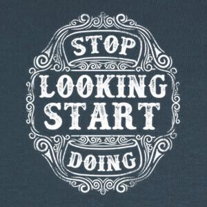 Camisetas Stop Looking