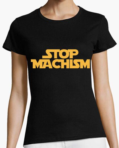 Camiseta STOP MACHISMO