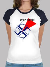 Stop Nato. Stop Fascism