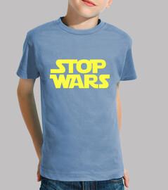 Stop Star Wars niños