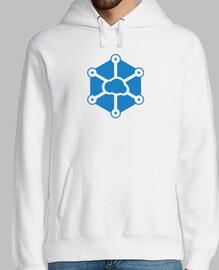Storj logo (Azul)