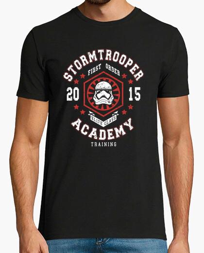 Tee-shirt stormtrooper académie 15