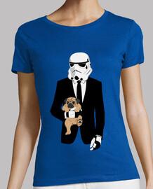 stormtrooper avec pug