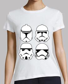 Stormtrooper evolution (chica)