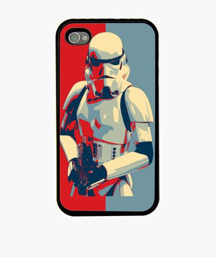 Funda iPhone Stormtrooper pop