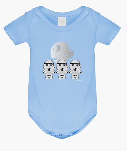 Vêtements enfant stormtroopers
