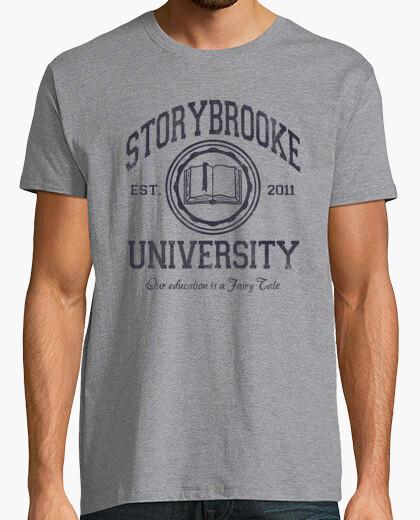 Camiseta Storybrooke University
