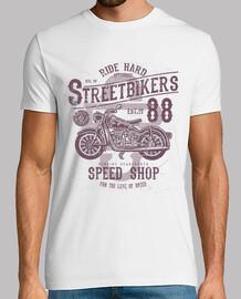 straße biker