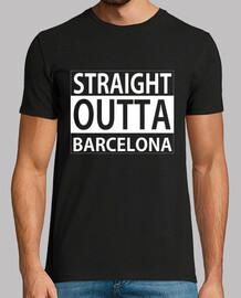 STRAIGHT OUTTA BARCELONA