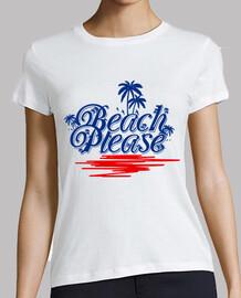 Strand bitte