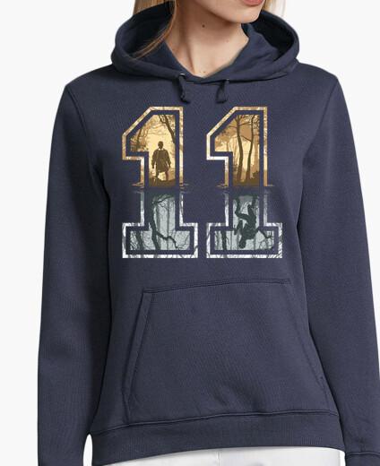 Strange 11 hoody