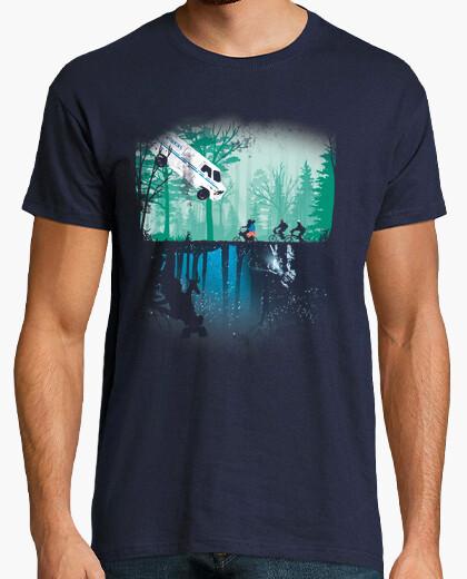 T-shirt strange days