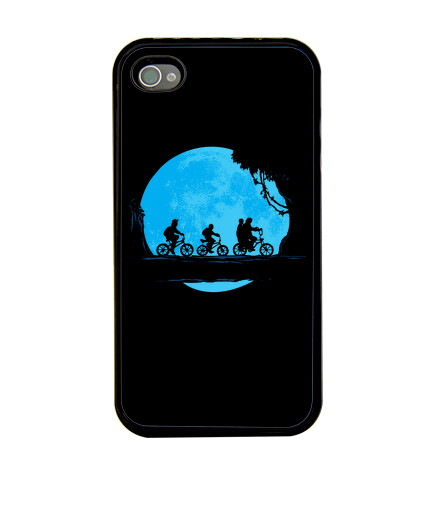 Open iPhone cases space/astronaut