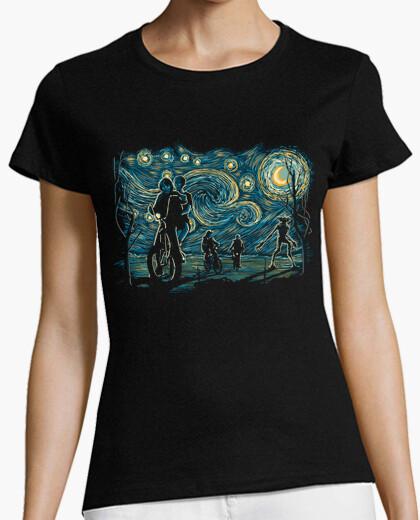Tee-shirt stranger nuit