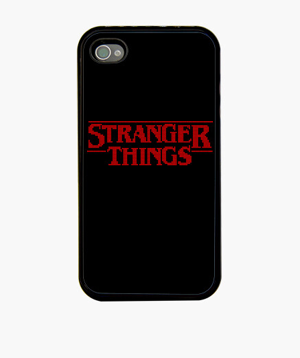 Funda iPhone Stranger things