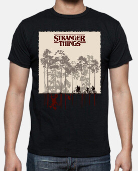 Stranger Things (Black)