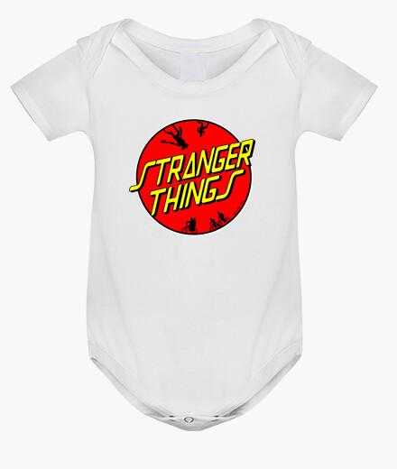 Ropa infantil Stranger Things Santa Cruz