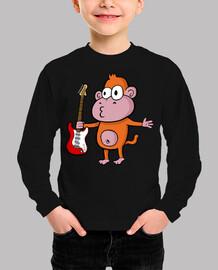 stratocaster monkey kids