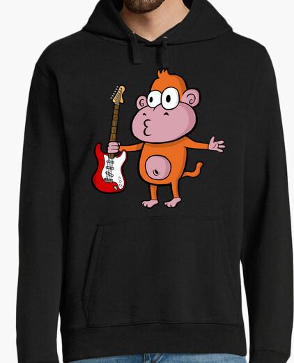 Stratocaster scimmia felpa