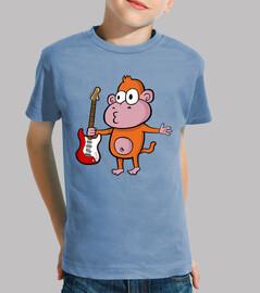 stratocaster scimmia kids