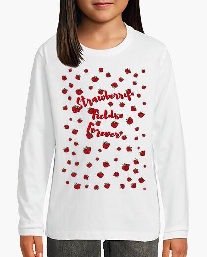 Ropa infantil Strawberry Fields Forever