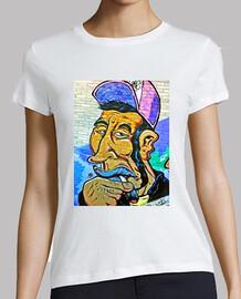 Street Art - Camiseta Mujer