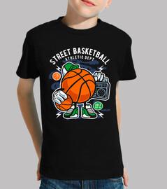 street basketb all