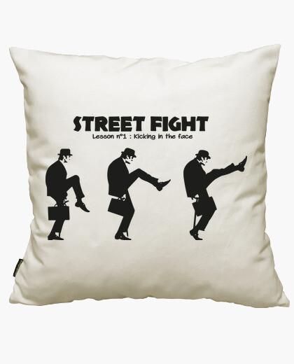 Funda cojín Street Fight