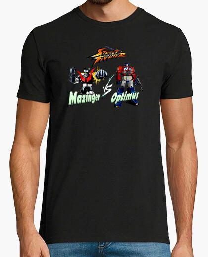 Camiseta Street Fighter 1
