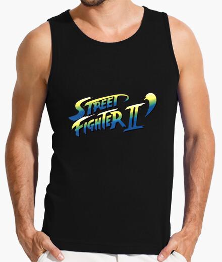 Camiseta Street Fighter II Champion Edition