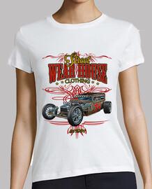Street Hot Rod - Camiseta mujer
