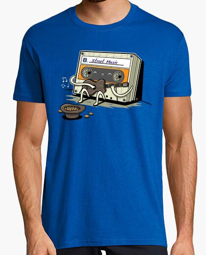 Camiseta Street Music