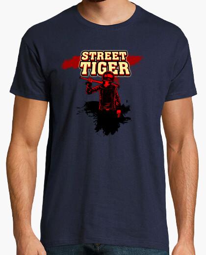 Street tiger t-shirt